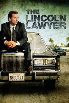 The Lincoln Lawyer movie poster.