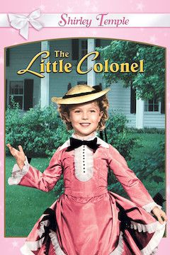 The Little Colonel movie poster.