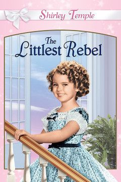 Poster for the movie The Littlest Rebel