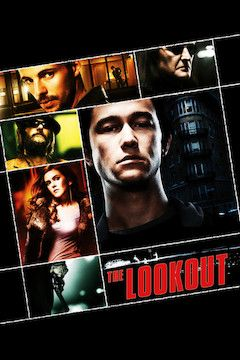 Poster for the movie The Lookout