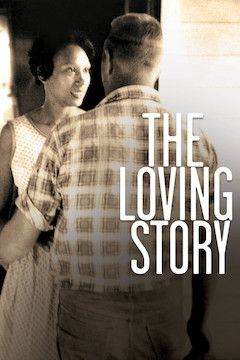 The Loving Story movie poster.