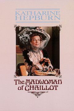 The Madwoman of Chaillot movie poster.