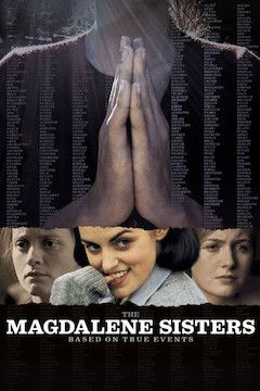 Poster for the movie The Magdalene Sisters