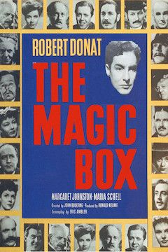 The Magic Box movie poster.