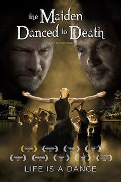 The Maiden Danced to Death movie poster.