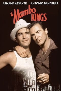 The Mambo Kings movie poster.
