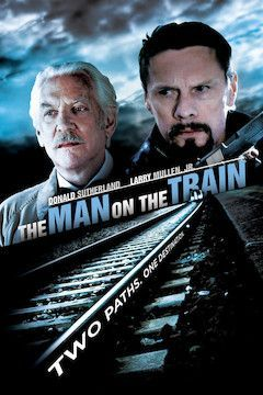 The Man on the Train movie poster.