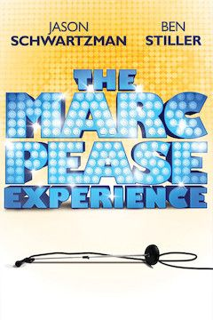 The Marc Pease Experience movie poster.