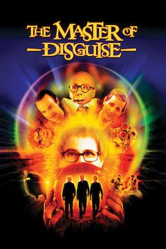 The Master of Disguise movie poster.