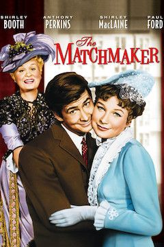 The Matchmaker movie poster.
