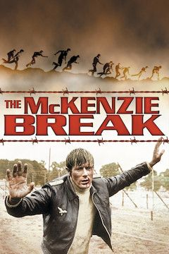 The McKenzie Break movie poster.