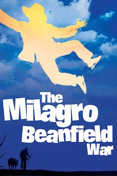 The Milagro Beanfield War movie poster.