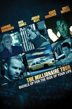 The Millionaire Tour movie poster.