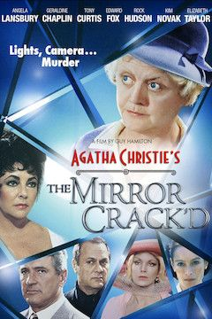The Mirror Crack'd movie poster.