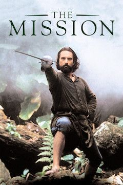 The Mission movie poster.