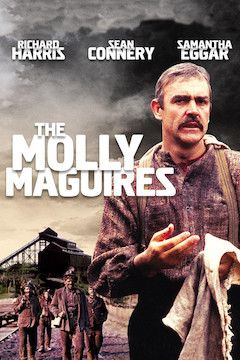 The Molly Maguires movie poster.