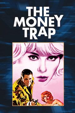 The Money Trap movie poster.