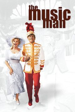 The Music Man movie poster.
