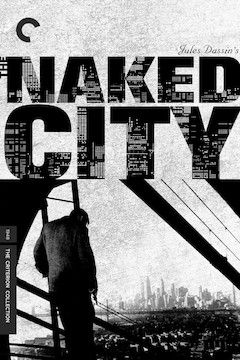 The Naked City movie poster.