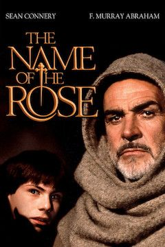 Poster for the movie The Name of the Rose