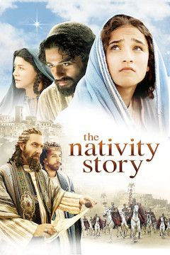 The Nativity Story movie poster.