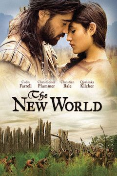 Poster for the movie The New World