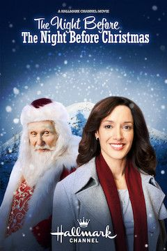 The Night Before the Night Before Christmas movie poster.
