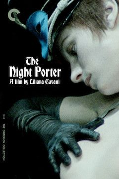 The Night Porter movie poster.