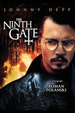 The Ninth Gate movie poster.