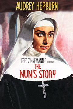 The Nun's Story movie poster.