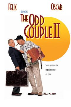Poster for the movie The Odd Couple II