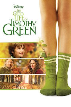The Odd Life of Timothy Green movie poster.