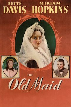 The Old Maid movie poster.