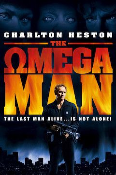 The Omega Man movie poster.