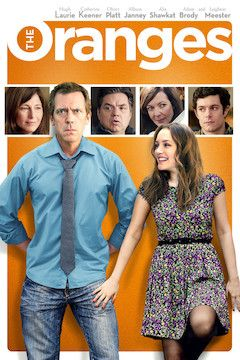 The Oranges movie poster.