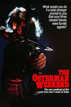 Poster for the movie The Osterman Weekend