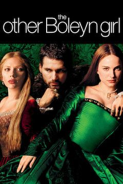 The Other Boleyn Girl movie poster.