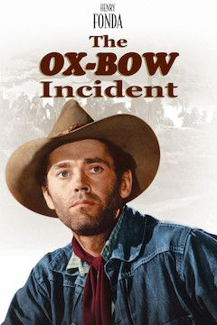 The Ox-Bow Incident movie poster.