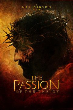 The Passion of the Christ movie poster.