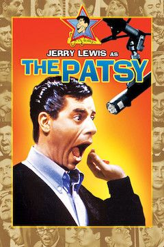 The Patsy movie poster.