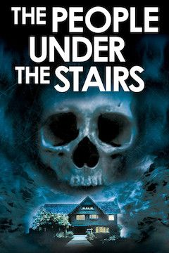 Poster for the movie The People Under the Stairs