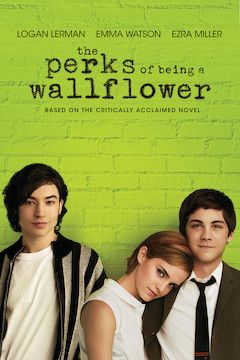 The Perks of Being a Wallflower movie poster.