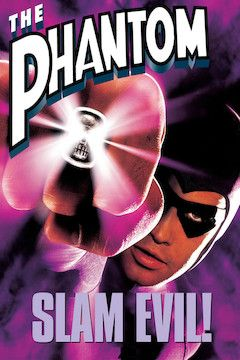 The Phantom movie poster.