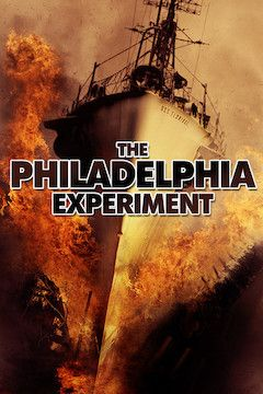 The Philadelphia Experiment movie poster.
