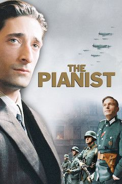 The Pianist movie poster.
