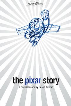 Poster for the movie The Pixar Story