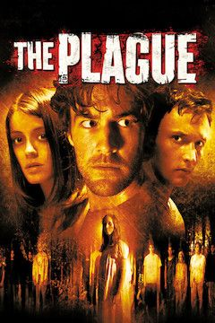 Poster for the movie The Plague