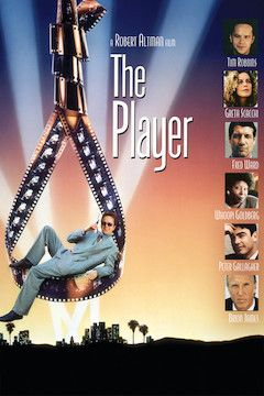 The Player movie poster.
