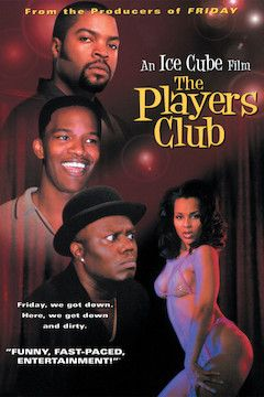 The Players Club movie poster.