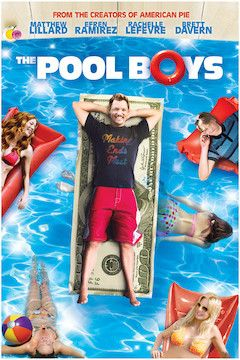 The Pool Boys movie poster.